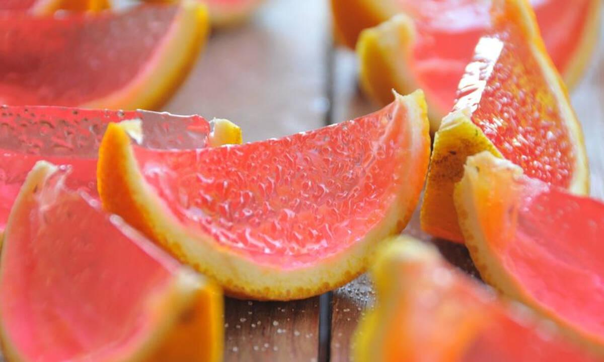Ζελέ με φρούτα σε φετούλες - Πώς θα τα φτιάξετε για τα παιδιά σας
