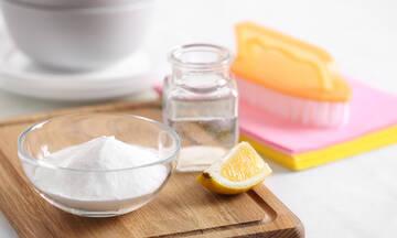 Tips για μαμάδες: Τι μπορείτε να καθαρίσετε με λευκό ξίδι