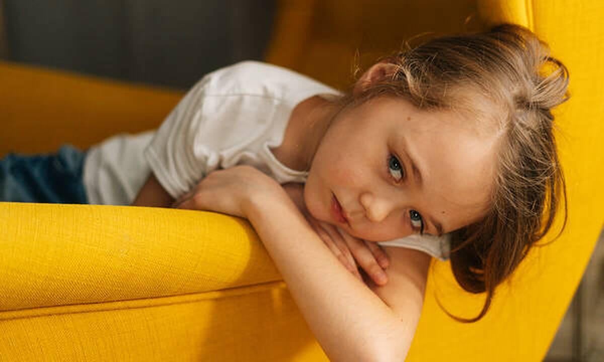 Φράσεις που βοηθούν ένα αγχωμένο παιδί να ηρεμήσει