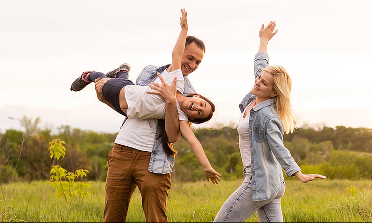 Τα μυστικά μιας ευτυχισμένης οικογένειας