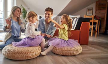 Πώς να δημιουργήσετε ισχυρές οικογενειακές σχέσεις