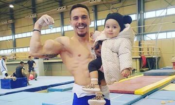 Λευτέρης Πετρούνιας: Η φωτογραφία με την κόρη του που μας έκανε να λιώσουμε