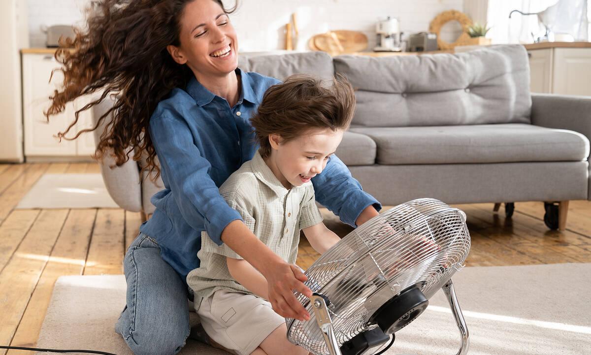 Πέντε tips για να διατηρήσετε το σπίτι σας δροσερό χωρίς κλιματιστικό