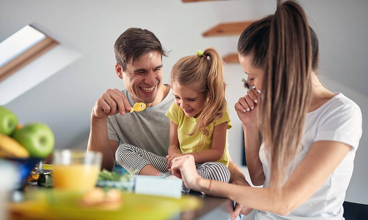 Οικογένεια: Αυτά που κάνετε είναι πιο σημαντικά από αυτά που λέτε