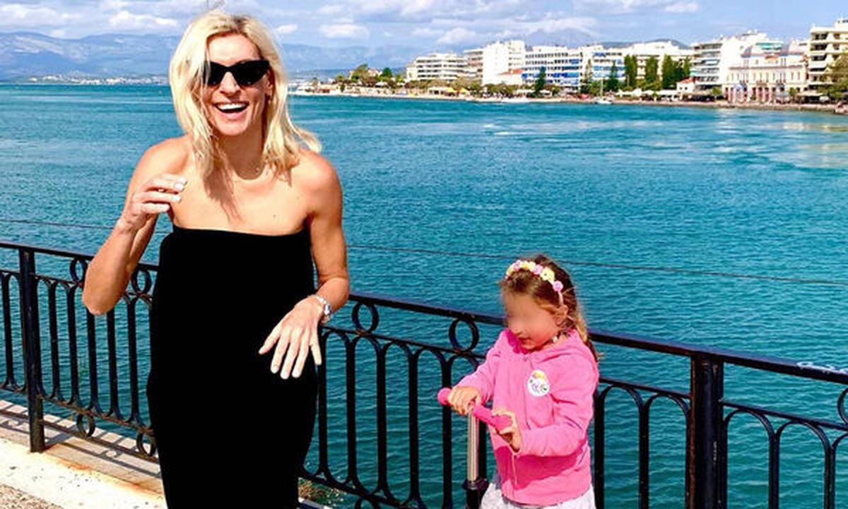 Η Ζέτα Δούκα αγκαλιά με την κόρη της - «Κάθε χρόνο εδώ! 4 χρόνια πια!»