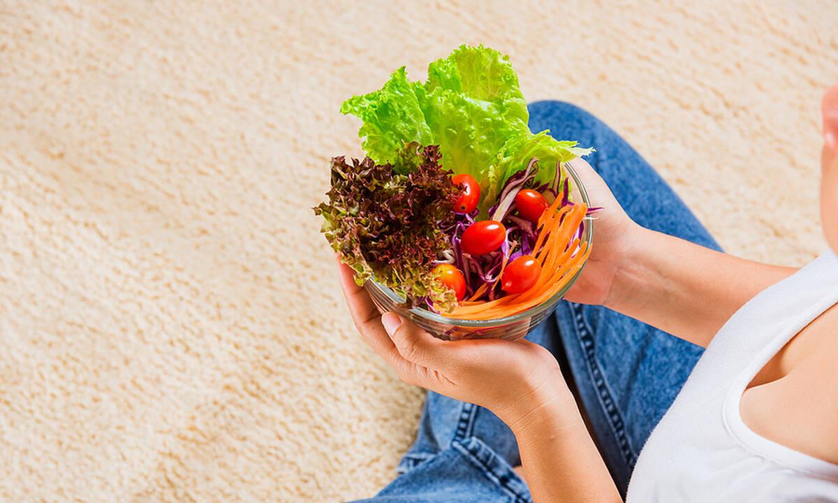 Συμβουλές διατροφής για την υγεία των ματιών