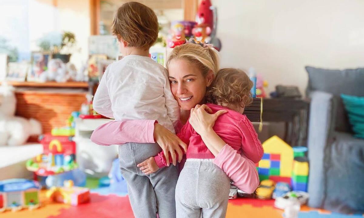 Δούκισσα Νομικού: Περήφανη για τον εαυτό της - Τι έφτιαξε για τα παιδιά της
