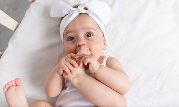Είναι ανησυχητικό το μωρό να έχει λόξιγκα όλη την ώρα;