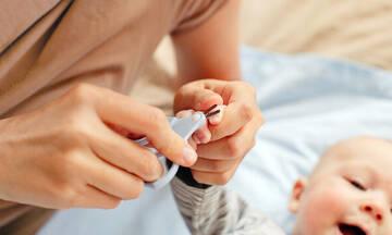 Μπορούν τα μωρά να γεννηθούν με μακριά νύχια;