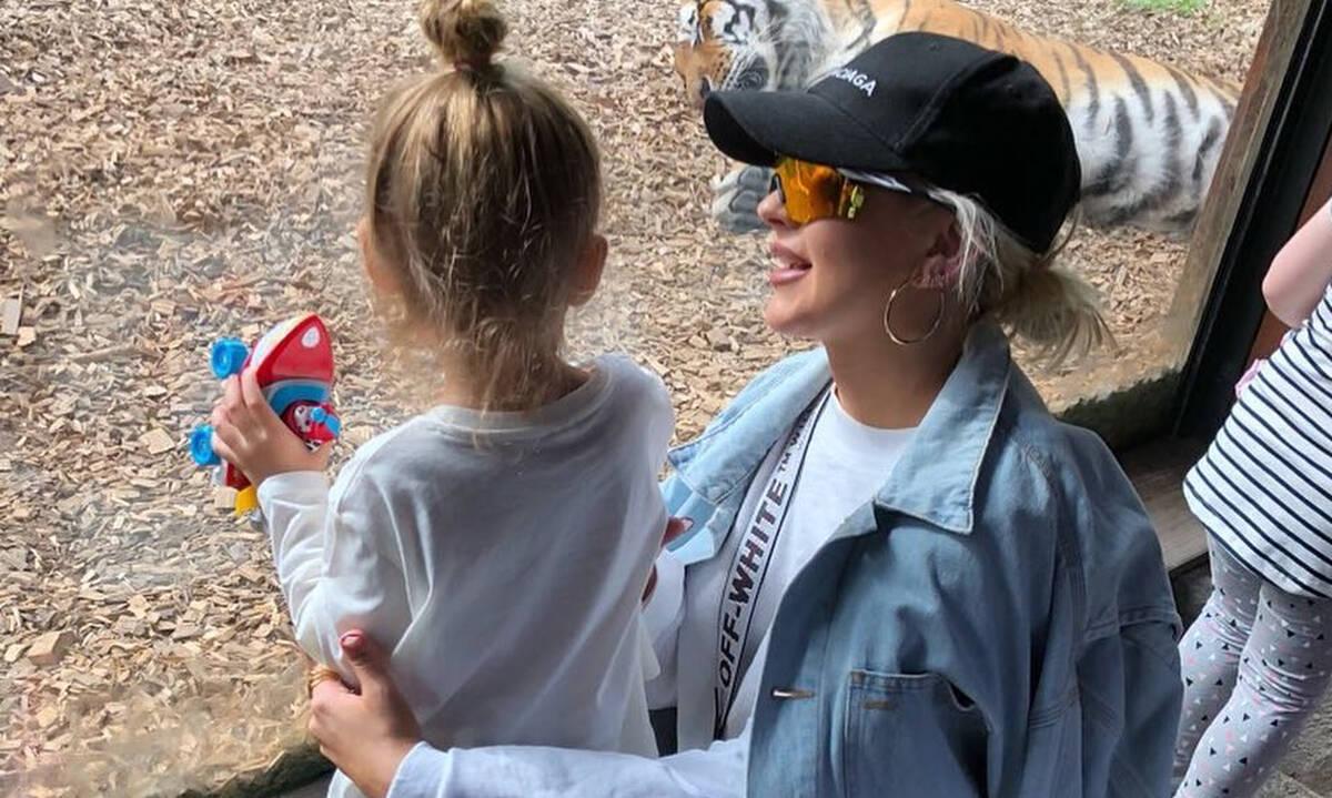 Christina Aguilera: Η κόρη της έγινε 7 ετών και δημοσίευσε υπέροχες φώτο