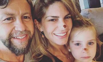 Βαρδής - Σκαφίδα: Δείτε πώς τους φωτογράφισε η κόρη τους (εικόνες)