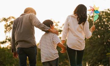 Οικογένεια: Τι είναι αυτό που φέρνει την ευτυχία;