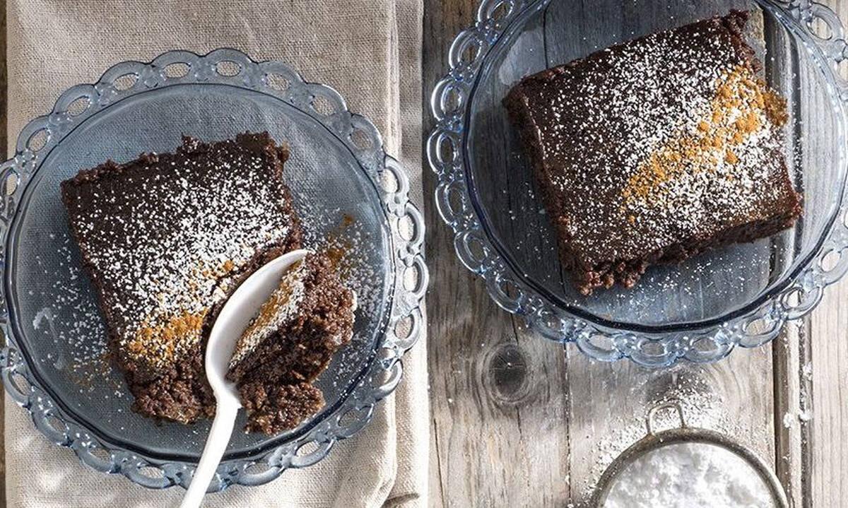 Η συνταγή του Άκη για σοκολατένια γαλατόπιτα