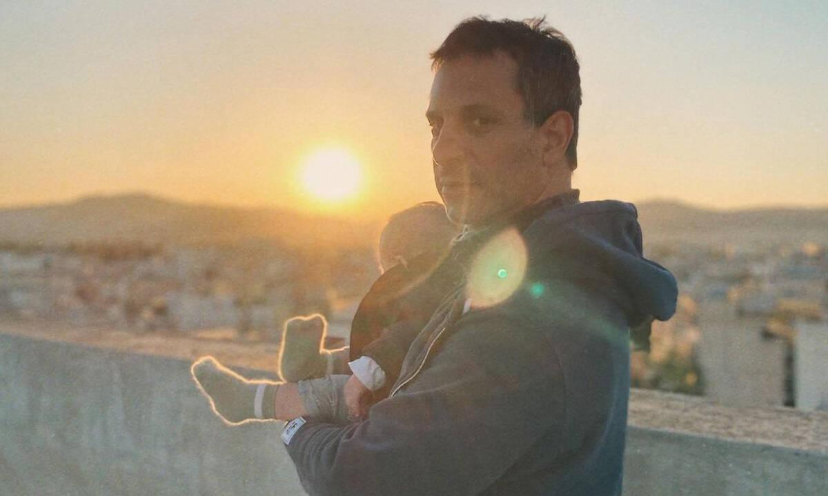 Γιώργος Χρανιώτης: Δείτε το απίθανο βίντεο που δημοσίευσε με τον γιο του