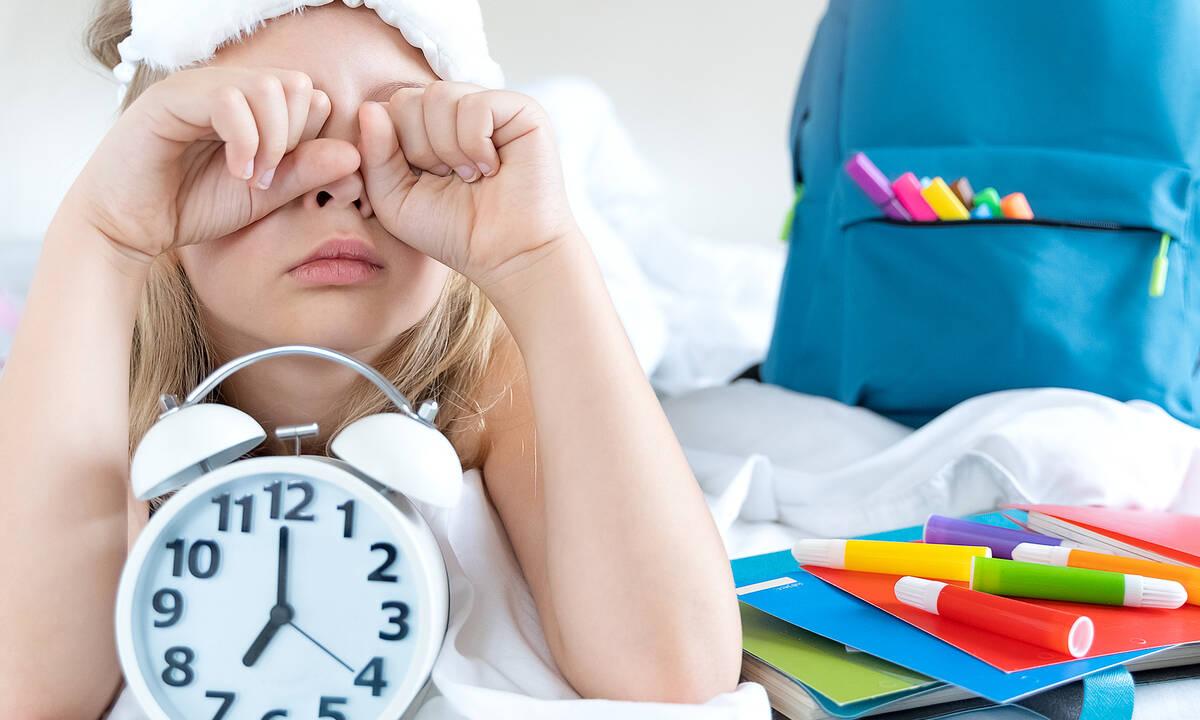 Πότε πρέπει τα παιδιά να μπουν σε πρόγραμμα μετά τις διακοπές;