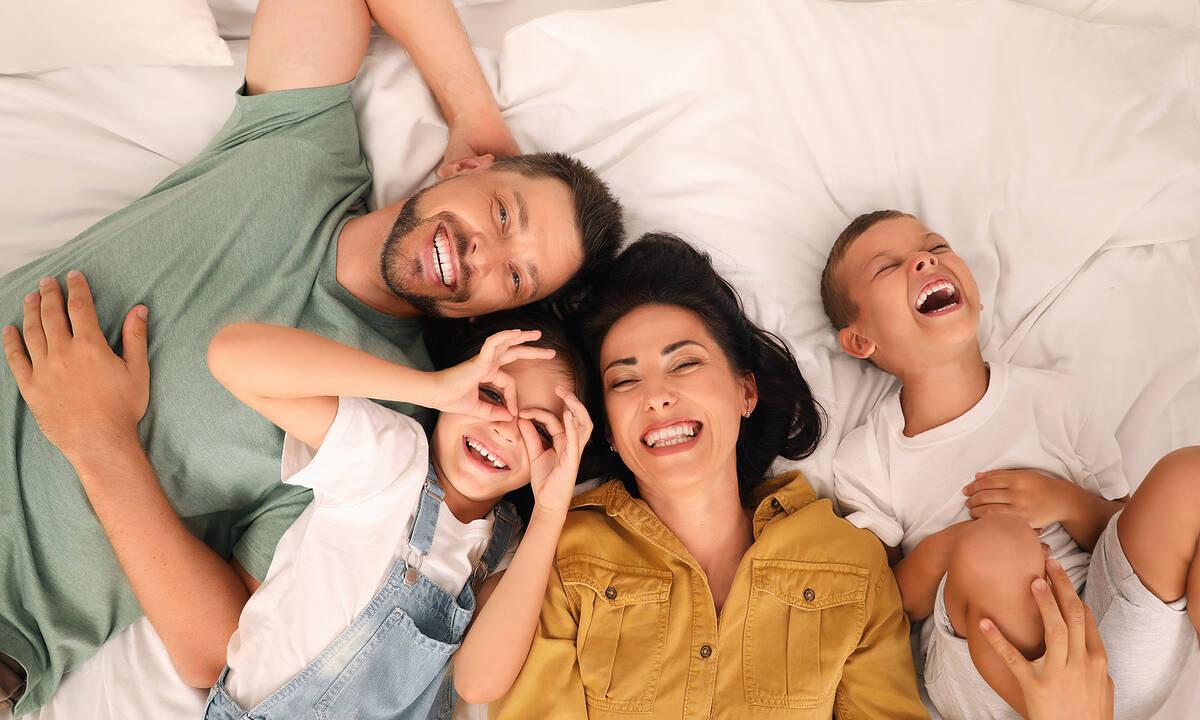 Χρόνος με την οικογένεια: Πέντε δραστηριότητες που θα σας φέρουν πιο κοντά