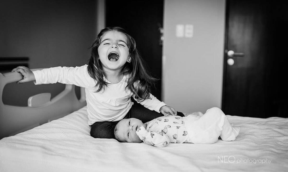 Η πρώτη γνωριμία - Όταν τα παιδιά συναντούν τα νεογέννητα αδέρφια τους