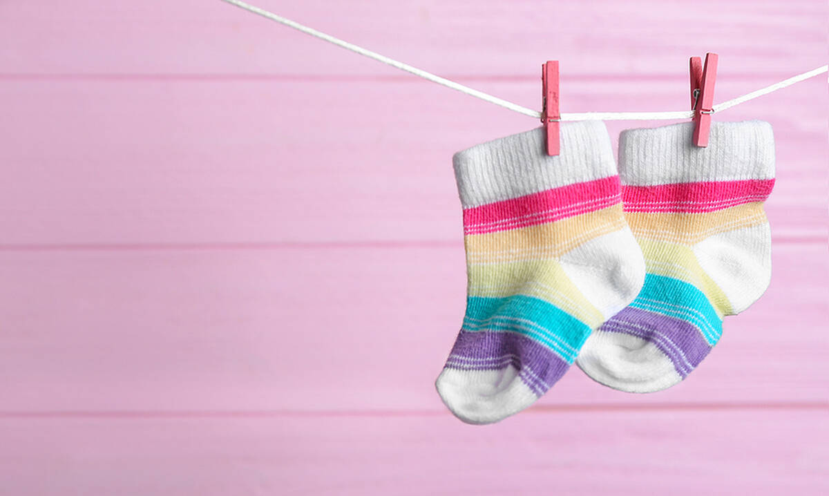 Έγκυος με μωράκι του ουράνιου τόξου - Τι να περιμένετε