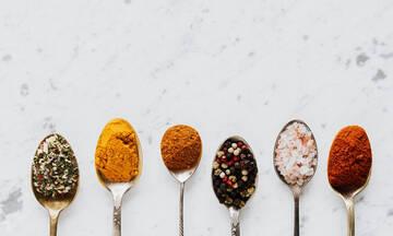 Μαμά και διατροφή: Αυτά τα έξι μπαχαρικά βοηθούν στο αδυνάτισμα