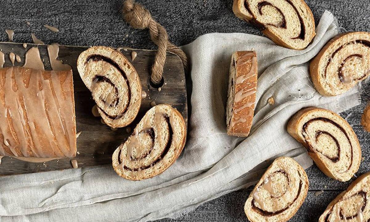 Ψωμί κανέλας - Απολαύστε το κάθε ώρα της ημέρας