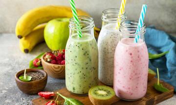 Μαμά και διατροφή: 10+1 smoothies ιδανικά για απώλεια βάρους (βίντεο)