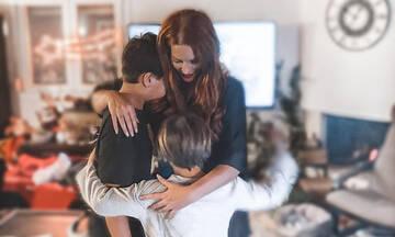 Σίσσυ Χρηστίδου: Η τούρτα γενεθλίων που είχε ο γιος της στα όγδοα γενέθλιά του