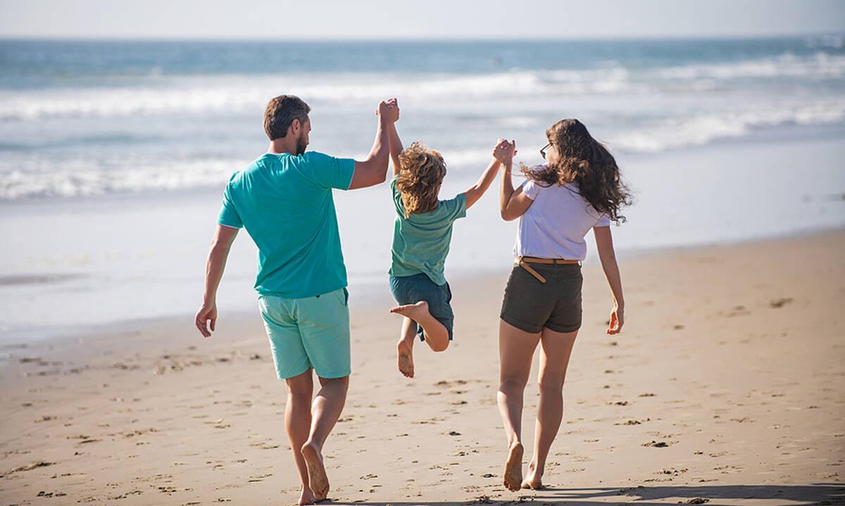 Συνδεθείτε με τα παιδιά σας και αφιερώστε τους χρόνο