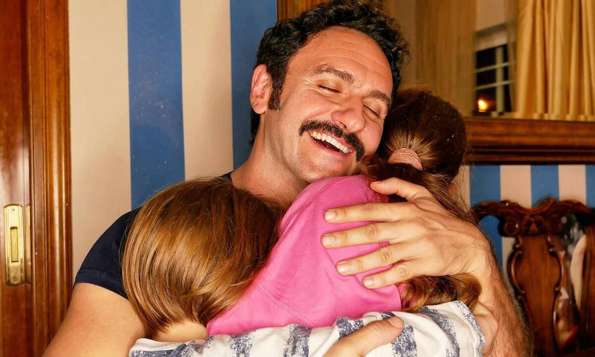 Μελέτης Ηλίας: Η τρυφερή ανάρτηση με την κόρη του, Κοραλένια