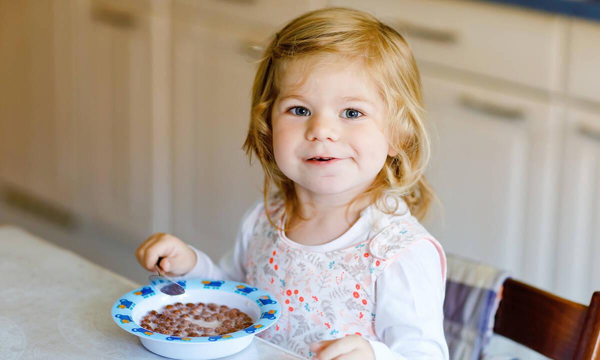 Ποια θρεπτικά συστατικά χρειάζεται ένα παιδί ηλικίας 2-4 ετών;