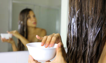 Tips για μαμάδες: Σπιτικές μάσκες μαλλιών για βαμμένα μαλλιά