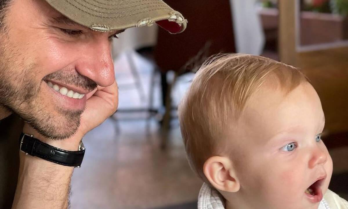 Χρήστος Βασιλόπουλος: Οι νέες φωτογραφίες του γιου του είναι απίθανες