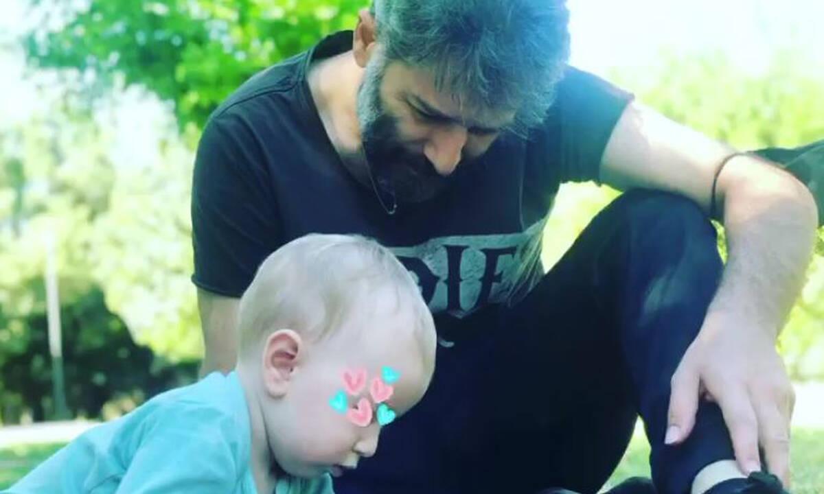Αλέξανδρος Μπουρδούμης: Ο κατάξανθος γιος του μεγάλωσε και άλλαξε πολύ