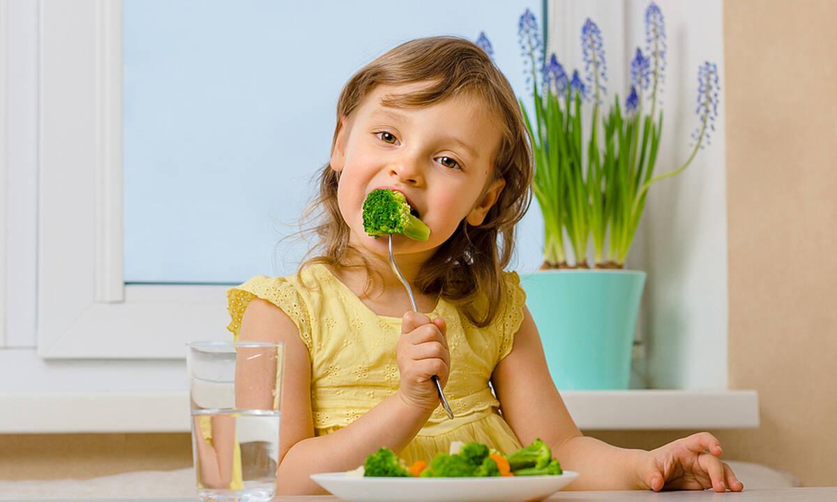 Έξι βιταμίνες και μέταλλα που χρειάζονται τα παιδιά