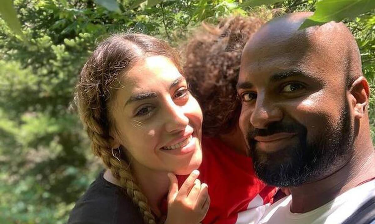 Ησαΐας Ματιάμπα: Συγκινήθηκε με τον γιο του - Πήγε 1η φορά στον παιδικό σταθμό