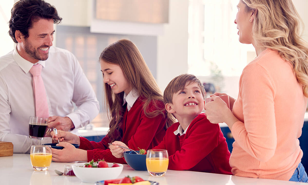 Back to school: 5 τρόποι για να βεβαιωθείτε ότι η πρωινή ρουτίνα λειτουργεί