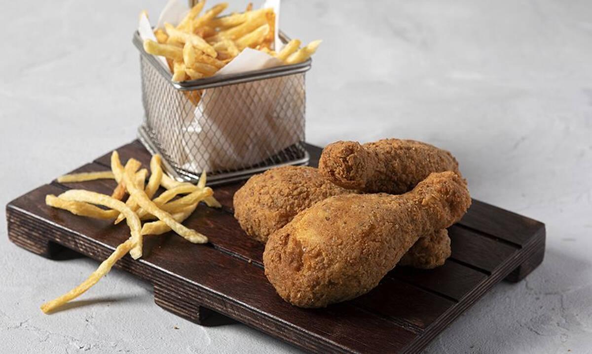 Κοτόπουλο μπούτι πανέ - Το φαγητό που θα ξετρελάνει τα παιδιά
