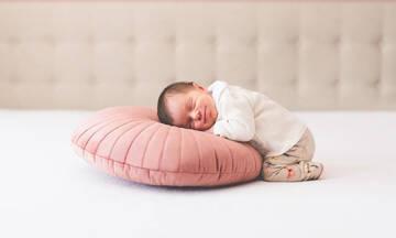 Αυτές οι φωτογραφίες μωρών που κοιμούνται είναι απλά υπέροχες