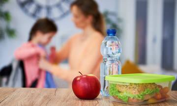 Φαγητό στο σχολείο: Το «μυστικό» είναι στην οργάνωση