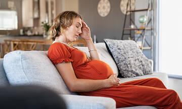 Εγκυμοσύνη: Ποια συμπτώματα δεν πρέπει να αγνοήσετε;