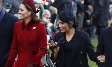 Meghan Markle- Kate Middleton: Καμία συμφιλίωση- Η σκληρή αλήθεια για τη σχέση τους σήμερα