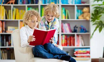 Επιστροφή στο σχολείο: Πρακτικές ιδέες για παιδική βιβλιοθήκη και ράφια