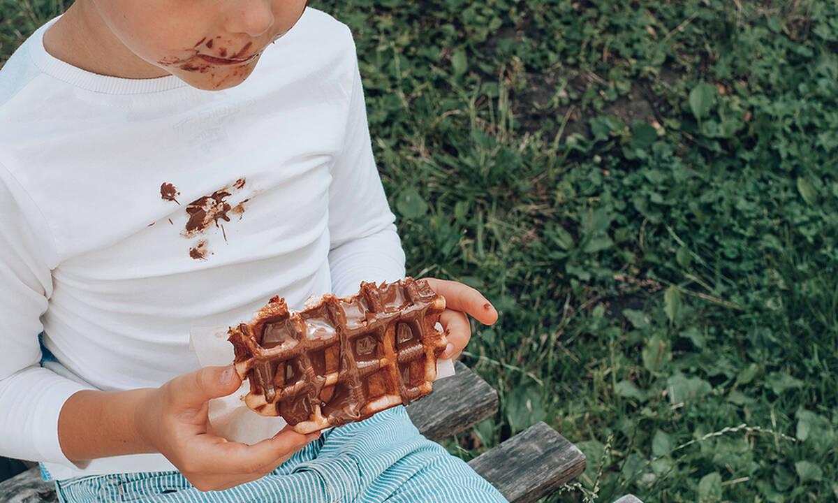 Σοκολάτα: Πόση μπορώ να δίνω στο παιδί μου;