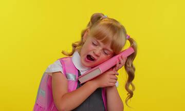 Ο φθινοπωρινός ύπνος και το σχολείο!