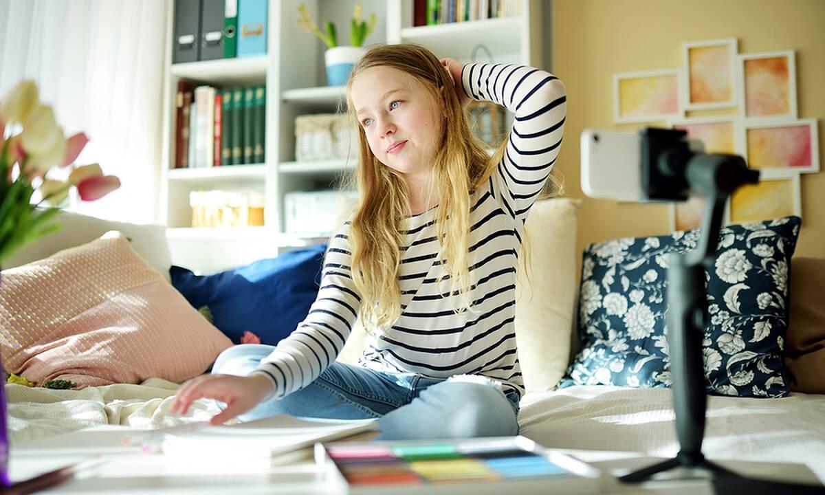 Ό,τι ανεβαίνει στο διαδίκτυο μένει εκεί για πάντα - Τι να μάθετε στα παιδιά