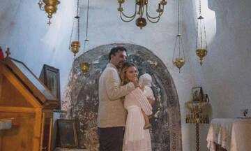 Γεωργία Αβασκαντήρα: Αποκαλύπτει αν έχασε όλα τα κιλά της εγκυμοσύνης