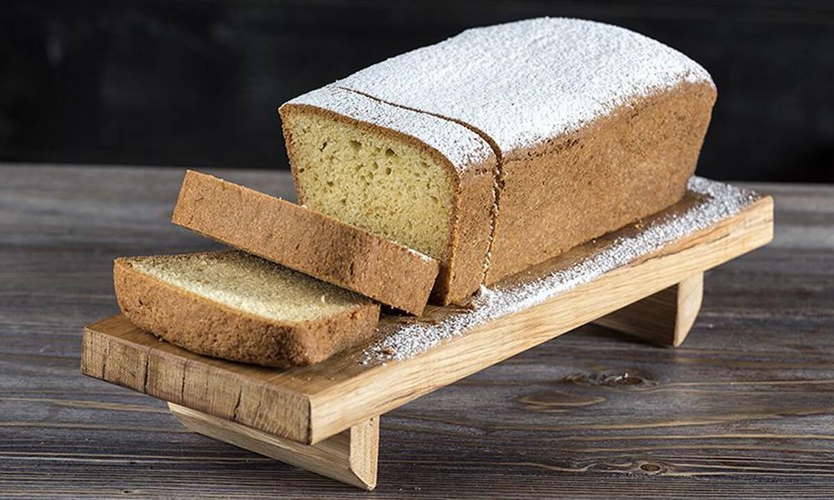 Κολατσιό για σχολείο: Συνταγή για κλασικό κέικ βανίλιας
