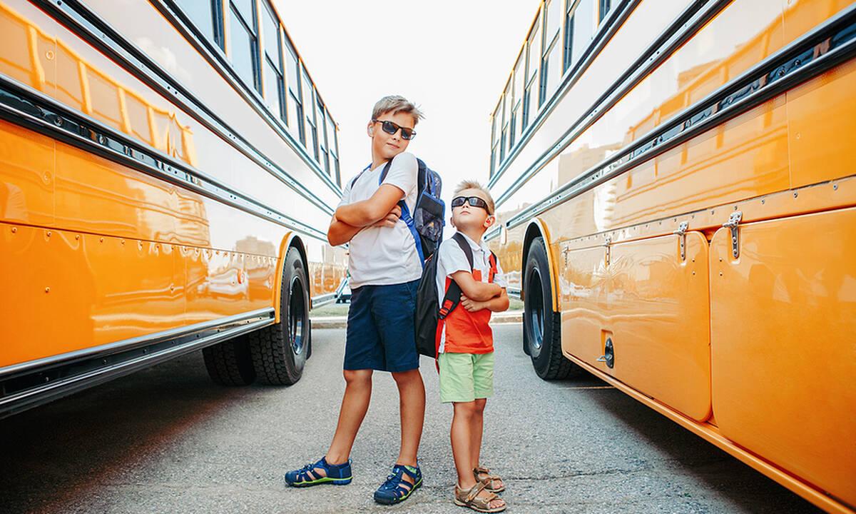 Όλα όσα νιώθει ένα «εκτάκι» με την επιστροφή του στο σχολείο