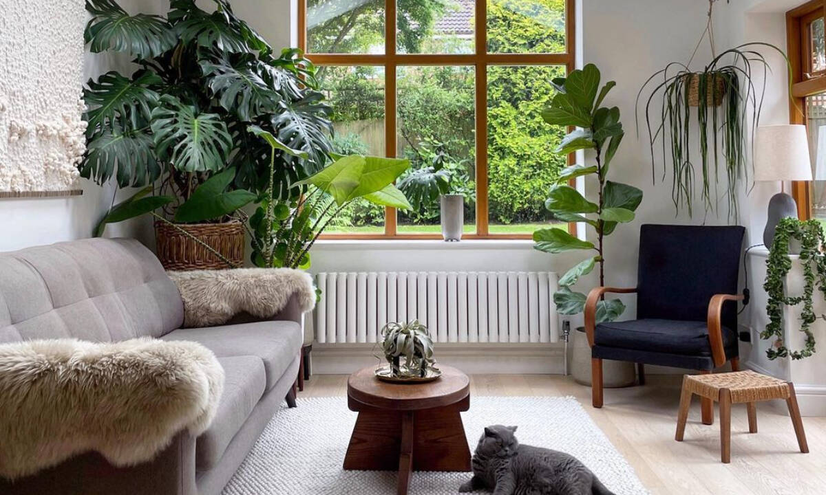6 tips για να δείχνει το σαλόνι σου μεγαλύτερο