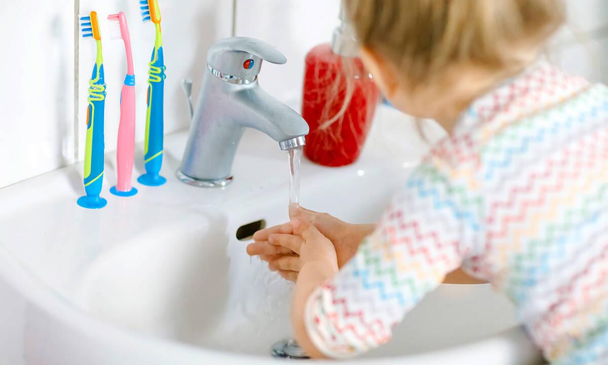 Βίντεο στο TikTok θα κάνει τα παιδιά σας να πλένουν πιο συχνά τα χέρια τους