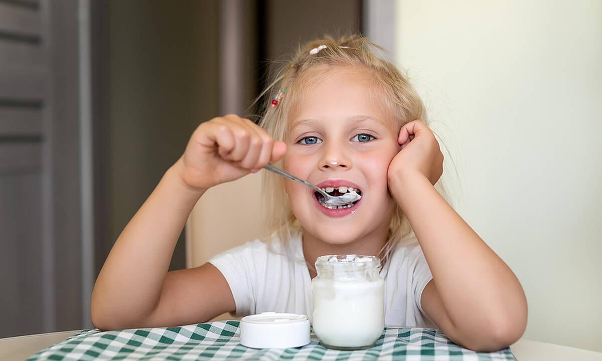 Προβιοτικά: Ποια τα οφέλη στην υγεία του παιδιού;